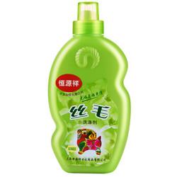 恒源祥 真丝桑蚕丝洗涤剂 350ml/瓶
