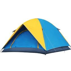 三极户外(Tripolar) TP2119 帐篷登山野营拼色露营休闲双层搭建帐篷