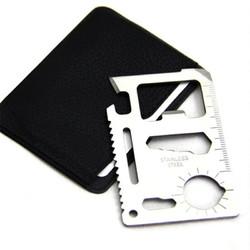 Neyankex 多功能不锈钢刀卡 3个装