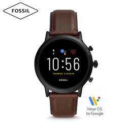 Fossil FTW4024 新品第五代触屏多功能智能腕表钢表带男表
