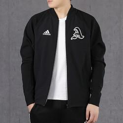 adidas 阿迪达斯 2020新款休闲长袖立领夹克运动服 FQ7616