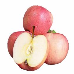 陕西红富士苹果 果径75-80mm 5斤装 *2件