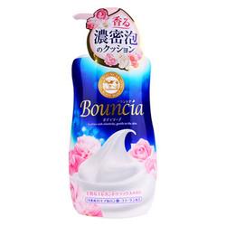 Cow 牛牌 Bouncia 浓密泡沫花香沐浴露 550ml *2件
