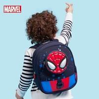 Disney 迪士尼 BA5181B 儿童蜘蛛侠卡通双肩包