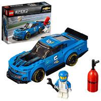 LEGO 乐高 Speed 赛车系列 75891 雪佛兰卡罗ZL1赛车