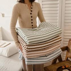婉寇 加厚天竺棉可水洗纯空调被 150*200cm