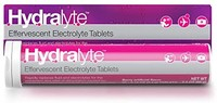 Hydralyte Electrolyte Hydration Tablets, Berry, 20 Count (Pack of 1)