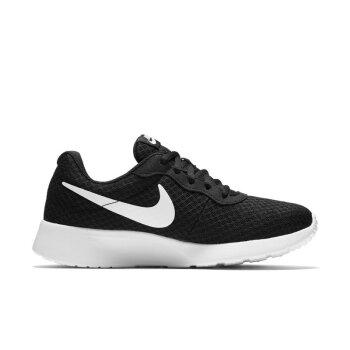NIKE 耐克 TANJUN 女士休闲运动鞋 812655-011 黑/白 36.5