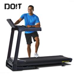 DO!T动腾进口家用健身跑步机9寸彩色触屏运动娱乐结合300Ti