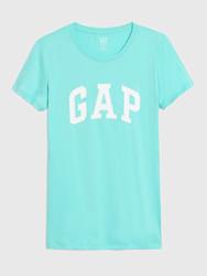 Gap 盖璞 女装 活力亮色徽标短袖T恤