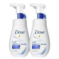 Dove/多芬神经酰胺洁面慕斯160ml*2氨基酸洗面奶套装
