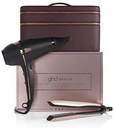 GHD Platinum+ 限量玫瑰金吹风机+直板夹套装