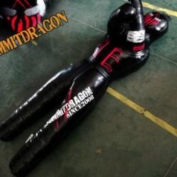 summitdragon 综合格斗地面技术训练假人