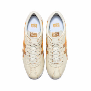 Onitsuka Tiger/鬼塚虎李宇春同款运动鞋TIGER CORSAIR 1183A055 燕麦色 44