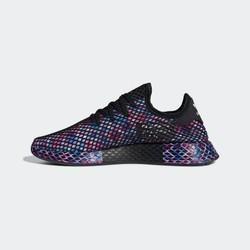 阿迪达斯官网adidas 三叶草 DEERUPT RUNNER男子经典运动鞋EE5656凑单送袜子