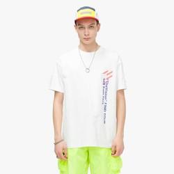 viishow 夏季新款短袖T恤男