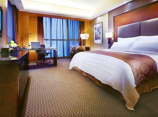 重庆国贸格兰维大酒店 豪华房2晚(含单早)