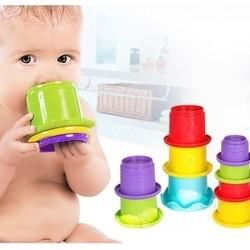 Playgro 宝宝叠叠杯洗澡戏水玩具