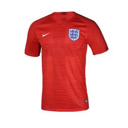 耐克2018俄罗斯世界杯英格兰客场短袖球衣 893867-600