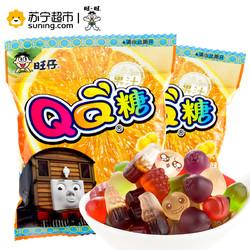 Want Want 旺旺 香橙味旺仔QQ糖 20g *2件