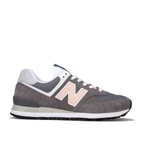 New Balance 女款574 Suede Trainers休闲运动鞋