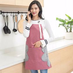 米良品 时尚可擦手防水围裙
