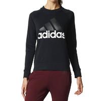 adidas 阿迪达斯 ESSLINSWEAT 女子针织套头衫 S97079 *2件
