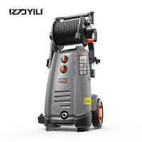 亿力高压洗车机神器全自动220v清洗机大功率自助商用大型刷车水泵