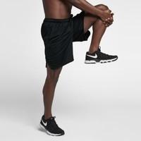 """Nike Dri-FIT 9"""" 男子针织训练短裤"""