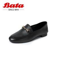 考拉海购黑卡会员 : Bata/拔佳 平底乐福鞋单鞋女3881DCM9 *3件