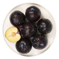 智利 进口黑布林4粒装 单果重100g起 黑布朗黑李 新鲜水果 *8件
