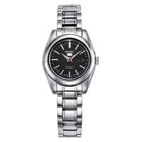 精工(SEIKO) 手表 进口SEIKO5号系列盾牌简约间金自动机械女表 *2件