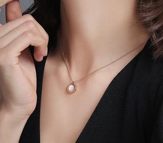 喜钻 J10960 罗马数字钻石吊坠 0.6分 合金