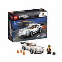 新品 LEGO乐高超级赛车系列保时捷 迈凯伦小颗粒积木玩具 75895 保时捷Turbo 3.0