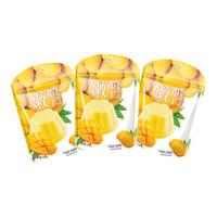 旺旺 嫩布丁 400gx3包 多口味可选 香甜芒果味