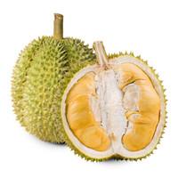 泰国进口甲仑榴莲 1个装约1.5-2kg 新鲜水果