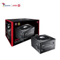 威刚(ADATA) XPG 额定750W CR750G 高端电竞电脑电源(80PLUS金牌全模/低噪音 /十年质保/全日系电容)