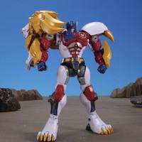 TAKARA变形金刚大师级BW超能勇士野兽战争MP48白狮擎天柱带特典现货