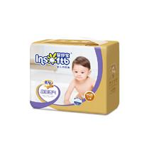 婴舒宝金钻纸尿裤超薄透气瞬吸清爽男女通用婴儿尿不湿中号M25片 *2件
