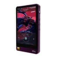 HiBy 海贝r6pro播放器无损解码发烧便携DSD安卓旗舰级hifi随身听mp3/mp4 不锈钢紫色(限量版)
