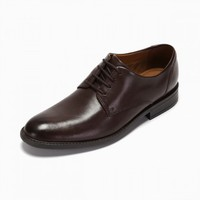 其乐Truxton Plain正装皮鞋舒适休闲德比鞋男商务鞋