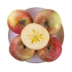 红旗坡 新疆阿克苏苹果 果径90mm以上 约5kg *2件
