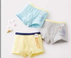 Balabala 巴拉巴拉 男童内裤 28709201320-1 黄色/蓝色 160cm