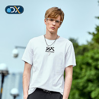 Discovery户外2019春夏新品男式棉质柔软短袖印花T恤DAJH81007