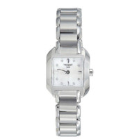 TISSOT 天梭 海浪系列 T02.1.265.71 女士石英手表