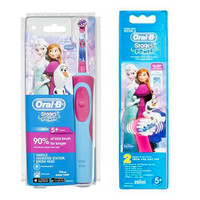 Oral-B 欧乐-B 活力电动牙刷 冰雪奇缘系列 + 2个刷头