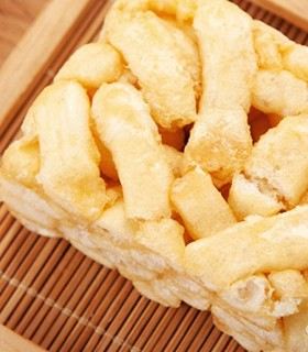 DXC 稻香村 沙琪玛 蛋酥味 454g