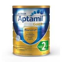 银联专享:Aptamil 爱他美 婴幼儿奶粉 2段 6-12个月 900g
