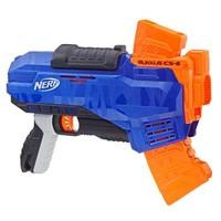 孩之宝(Hasbro)NERF热火精英系列 卢克斯发射器 E3058+孩之宝变形金刚   航行家级 电影1 SS12 吵闹E0772