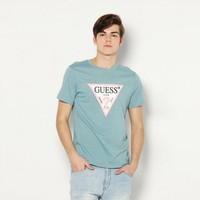 GUESS 盖尔斯 MJ2K9415KMIT 情侣款短袖T恤